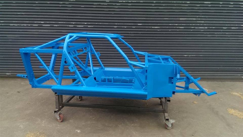chassis welding1