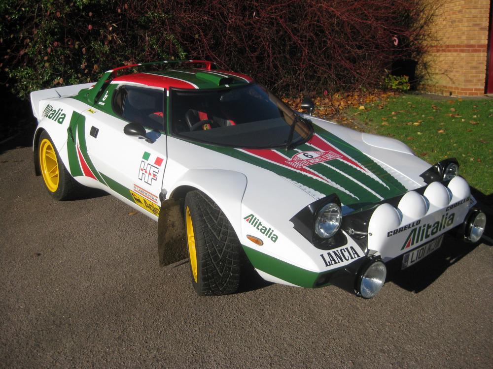 Lancia Stratos Replica For Sale >> Home [www.listerbell.com]